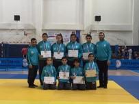KOCAPıNAR - Salihli Belediyespor Judo Takımı Finalde