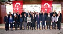 MEHMET AKıN - Salihli MHP'de İstişare Toplantısı