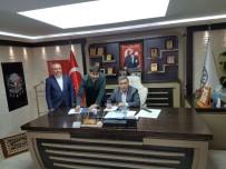 ZAM - Sarız Belediyesi'nde İmzalar Atıldı