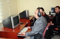 ENGELLİ PERSONEL - Sivas'ta Görme Engelliler Bilgisayar Kullanmayı Öğrenecek