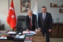 ŞAFAK BAŞA - TESKİ Ve Aden Koleji Arasında Protokol İmzalandı
