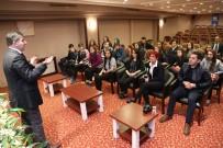MALİ MÜŞAVİR - Ticaret Lisesi Öğrencilerinden Artvin SMMMO'ya Ziyaret