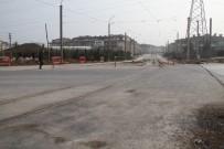 ZINCIRLIKUYU - Tramvay Güzergahında Bulunan Kavşaklar Son Aşamaya Geliyor