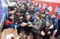 YIKIM ÇALIŞMALARI - Üç Kemaller Parkında 'Deprem Haftası' Programı Düzenlendi