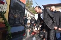 ANMA ETKİNLİĞİ - Üsküdar Deniz Faciasında Hayatını Kaybedenler İzmit'te Anıldı