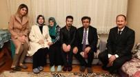ATILA KANTAY - Vali Güzeloğlu, 15 Temmuz Şehidinin Eşini Ziyaret Etti