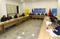 WHATSAPP - Van Büyükşehir Belediyesi Zabıta Dairesi Başkanlığı 2017 2. İl İstişare Koordinasyon Toplantısı Yapıldı