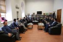 VERGİ SİSTEMİ - Vergi Dairesi Başkanından DTSO'ya  Ziyaret