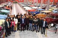 ORHAN GÜZEL - Yabancı Öğrenciler Akhisar'ı Gezdi