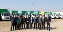 DEVİR TESLİM - Yenişehir'den Dünyaya Açıldılar