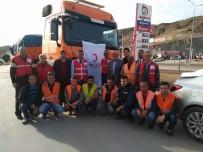 Yozgat'tan Haleplilere 2 Tır Yardım Malzemesi Gönderildi