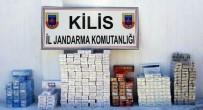 2 Bin 375 Paket Kaçak Sigara Ele Geçirildi