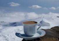 ERCIYES - 4 Bin 58 Metrede Kahve Keyfi