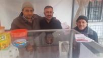 BILECIK MERKEZ - AK Parti Bilecik Merkez İlçe Başkanlığı 'Evet' İçin Gece Gündüz Çalışıyor