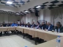 Ak Parti Hatay İl Başkanı Atıç, Yayladağı'ndaki STK'larla Bir Araya Gelldi