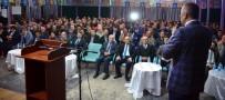 YARGI SİSTEMİ - AK Parti Konya İl Başkanlığı Referandum Çalışmalarını Sürdürüyor
