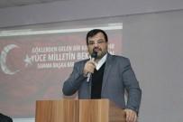 AK Parti'li Ünek Açıklaması 'Tıkır Tıkır İşleyecek Bir Sistem Yapıyoruz'