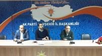AK Parti Tüm Kadrolar İle Referandum Çalışmalarına Devam Ediyor