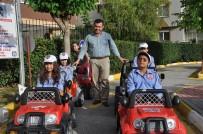 EĞİTİM DERNEĞİ - Alanya Belediyesi Trafik Eğitim Pisti Eğitimlere Devam Ediyor