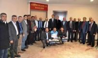 ZAFER ENGIN - Altınova'da Amatör Kulüplere Malzeme Yardımı
