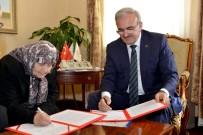 OSMAN KOCA - Antalya'da 112 Acil Sağlık Hizmetleri İstasyonu Protokolü İmzalandı