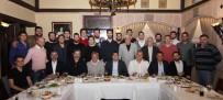 MEHMET AKDAĞ - Antalyaspor Basketbol Takımı Teşekkür Yemeğinde Buluştu