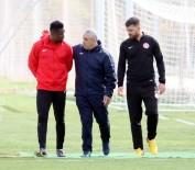 DIEGO - Antalyaspor, Çaykur Rizespor Maçının Son Provasını Yaptı