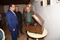 ANıTKABIR - Ata Anı Evi'ne Eskişehirli Başkan Büyükerşen'den Övgü