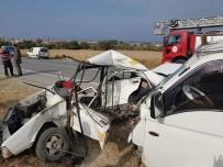 ÖLÜMLÜ - Aydın'da 372 Trafik Kazasında 5 Kişi Öldü, 197 Kişi Yaralandı