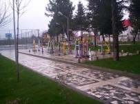 KALICI KONUTLAR - Aziziye Mahallesine Dördüncü Oyun Parkı