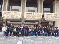 GÜNEY KIBRIS RUM KESİMİ - Bafra Atatürk Anadolu Lisesi Öğrencileri Bulgaristan'da