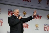 YÜKSEL COŞKUNYÜREK - Başbakan Binali Yıldırım'dan Almanya Ve Kılıçdaroğlu Tepki