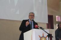 TÜRKIYE CUMHURIYETI ANAYASASı - Başbakan Yardımcısı Veysi Kaynak Açıklaması'TSK'da Başörtülü Subayın, Astsubayın Çalışmasının Önü Açılmıştır'