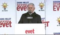 YÜKSEL COŞKUNYÜREK - Başbakan Yıldırım'dan Almanya'ya Tepki