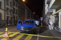 KORDON - Basel'de Kafede Silahlı Saldırı Açıklaması 2 Ölü, 1 Yaralı