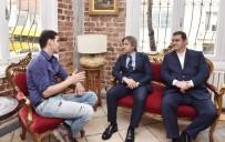 GÖZLEME - Başkan Demircan'dan Esnafa Referandum Ziyareti