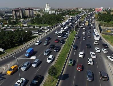 Ankara'da bazı yollar trafiğe kapalı!