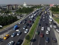 ANKARA SPOR SALONU - Ankara'da bazı yollar trafiğe kapalı!