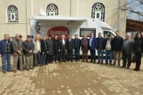 MUSTAFA BOZBEY - Bozbey Açıklaması 'Atlas Mahallesi'nin Geleceğini Şekillendireceğiz'