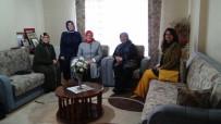 Burhaniye'de Şehit Aileleri Ziyaret Edildi