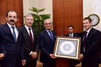 RAYLI SİSTEM - Canikli'den Medikal Üretime Destek Müjdesi