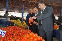 KAMİL OKYAY SINDIR - CHP Genel Sekreteri Seferihisar'da