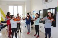 BASKETBOL KULÜBÜ - Çınar Kolejinde Kulüp Çalışmaları Başladı
