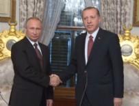 VLADIMIR PUTIN - Erdoğan - Putin görüşmesinin detayları