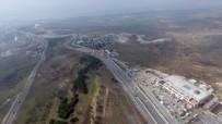 HELİKOPTER KAZASI - D 100 karayolu trafiğe açıldı