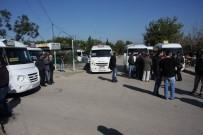 SÖZLEŞMELİ ÇALIŞAN - Doğu Garajı Tarih Oluyor, İlçe Minibüsleri Kestel'de Duracak