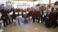 HABITAT - Eğitimlere Katılan El İşi Emekçisi Kadınlar Belgelerini Aldı