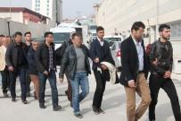 Elazığ'da PKK/KCK Operasyonu Açıklaması 18 Şüpheli Adliyeye Sevk Edildi