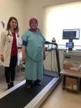 HİPERTANSİYON - Elmalı Devlet Hastanesi'nde Eforlu EKG Cihazı Hizmete Girdi