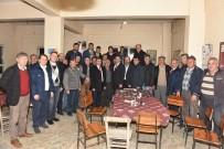 SABAH NAMAZı - 'Evet' İçin Gündüz Merkezde Gece Kırsalda